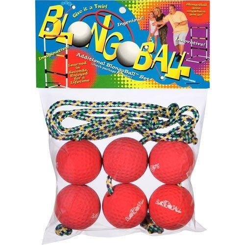 BlongoBall Soft Indoor Ladder Balls